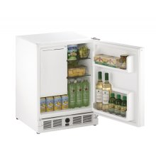 "Ada Series 21"" Ada Combo® Model With White Solid Finish and Field Reversible Door Swing (115 Volts / 60 Hz)"