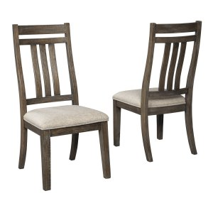 Ashley Furniture Dining Uph Side Chair (2/cn)