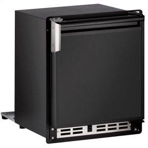 """U-Line14"""" Crescent Ice Maker With Black Solid Finish (230 V/50 Hz Volts /50 Hz Hz)"""