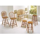 Stationary stool 18 in. Product Image