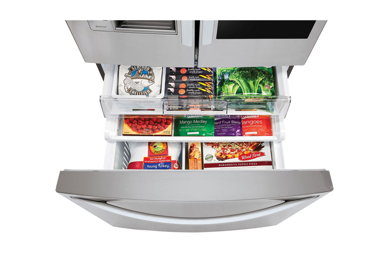 LFXC24796S LG Appliances 24 cu  ft  Smart wi-fi Enabled