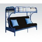 Twin/queen Bunk Bed Product Image