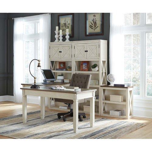 Bolanburg - Two-tone 2 Piece Home Office Set