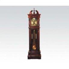 Dark Walnut Grandfather Clock Product Image