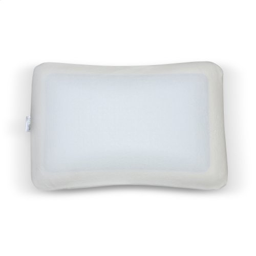 Sleep Chill Gel Memory Foam Pillow, Standard / Queen