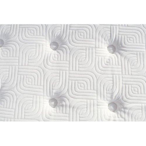 Response - Essentials Collection - Happiness - Plush - Euro Pillow Top - Full