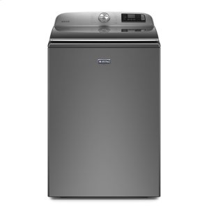 MaytagSmart Top Load Washer with Extra Power Button - 5.2 cu. ft.