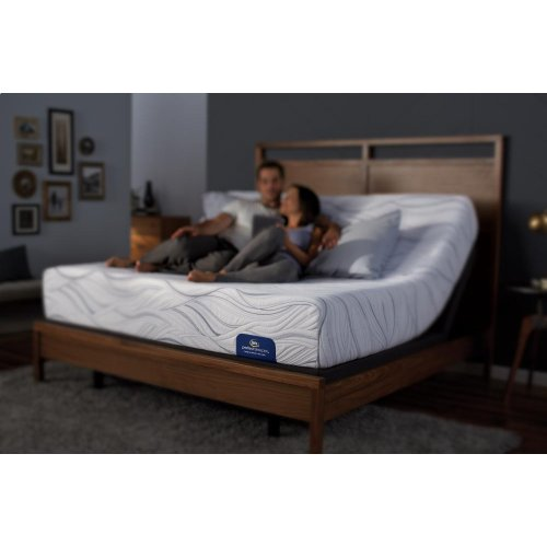 Perfect Sleeper - Foam - Somerville - Tight Top - Plush - Twin