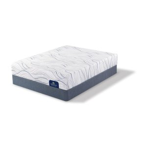 SertaPerfect Sleeper - Foam - Beeler - Tight Top - Plush - Cal King