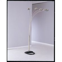 5CAP STYLE FLOR LAMP/NK