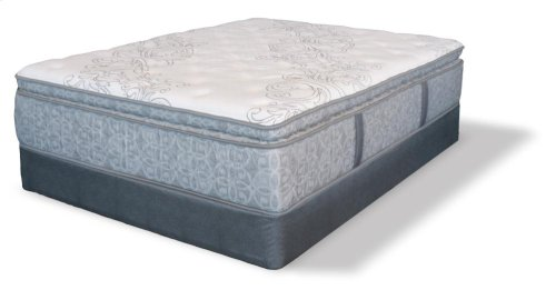 DreamHaven Collection - Whispering Pines - Super Pillow Top - Twin