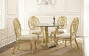 "Emily 5 Pc Dining Set (54"" Round Table) Product Image"