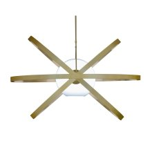Cosmos Ceiling Light - Gold