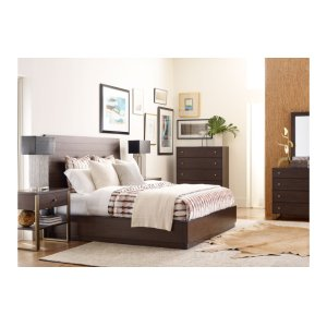 LEGACY CLASSIC FURNITUREAustin by Rachael Ray Panel Bed, King 6/6