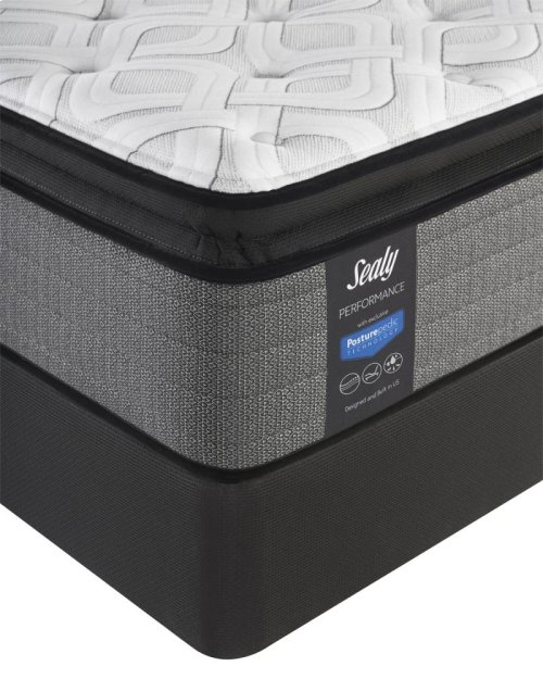 Response - Performance Collection - Traditional - Cushion Firm - Euro Pillow Top - Split Queen