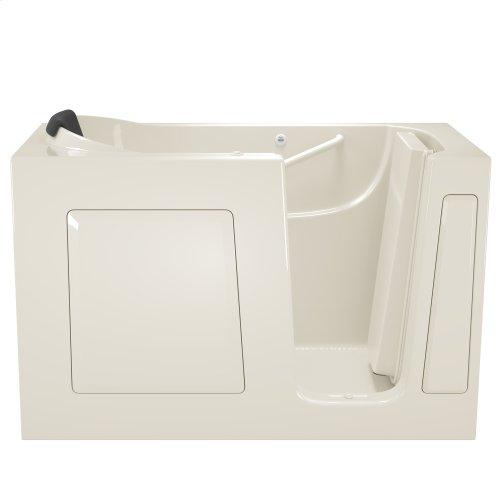 Premium Series 30x60 Air Spa Walk-in Tub, Right Drain  American Standard - Linen