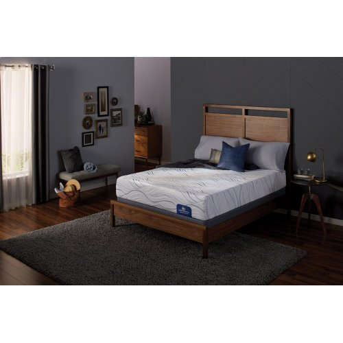 Perfect Sleeper - Foam - Carriage Hill - Tight Top - Plush - Full