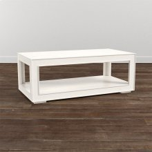 Bluffton Rectangular Cocktail Table