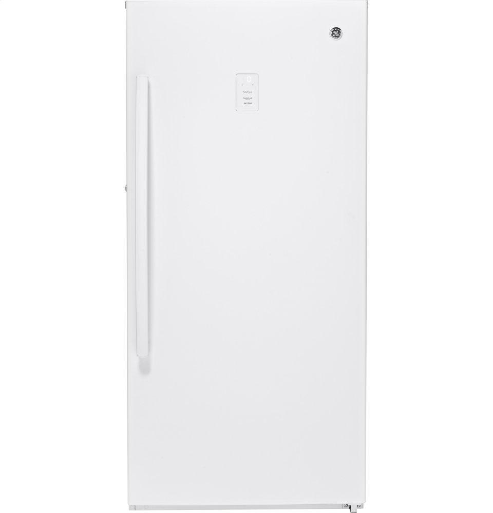 GE14.1 Cu. Ft. Frost-Free Upright Freezer