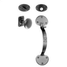Entrance Door Mortise Lockset