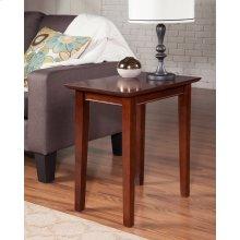 Shaker Chair Side Table Walnut