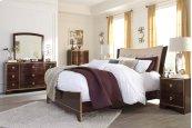 Lenmara - Reddish Brown 3 Piece Bedroom Set
