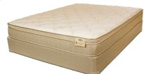 Bronze - All Foam - Pillow Top - Euro Box Top Style - Queen
