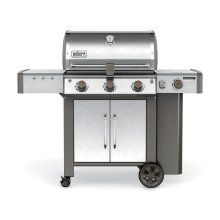 Genesis II LX S-340 Gas Grill Stainless Steel Natural Gas