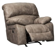 Dunwell Driftwood Power Rocker Recliner with Adjustable Headrest