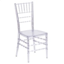 Crystal Ice Stacking Chiavari Chair