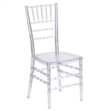 Crystal Ice Stacking Chiavari Chair