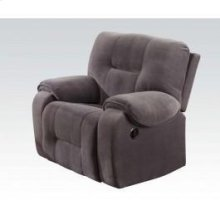 Light Gray Recliner