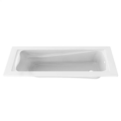 Green Tea 72x36 inch Bathtub  American Standard - White