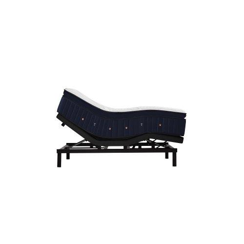 Reserve Collection - Hepburn - Luxury Plush - Euro Pillow Top - Split Queen