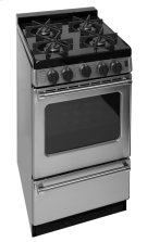20 in. ProSeries Freestanding Battery Spark Sealed Burner Gas Range in Stainless Steel Product Image
