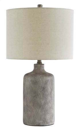 Ceramic Table Lamp (1/CN)