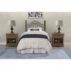 Hillsdale FurnitureMadison Twin Duo Panel (headboard or Footboard)