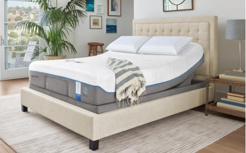 TEMPUR-Cloud Collection - TEMPUR-Cloud Supreme Breeze 2.0 - Queen - Mattress Only