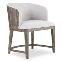 Dining Room Curata Upholstered Chair w/wood back