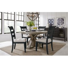 Breckenridge Round Pedestal Table