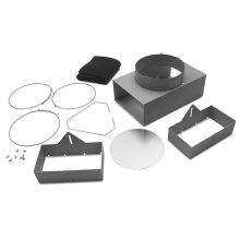 Wall Hood Recirculation Kit