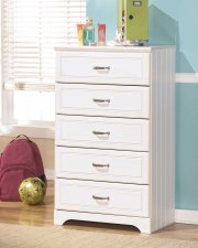 Five Drawer Chest Product Image