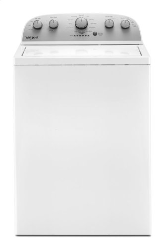 4.2 cu. ft. High-Efficiency Top Load Washer with Agitator