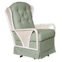 #105SWGL Whitewash Chair