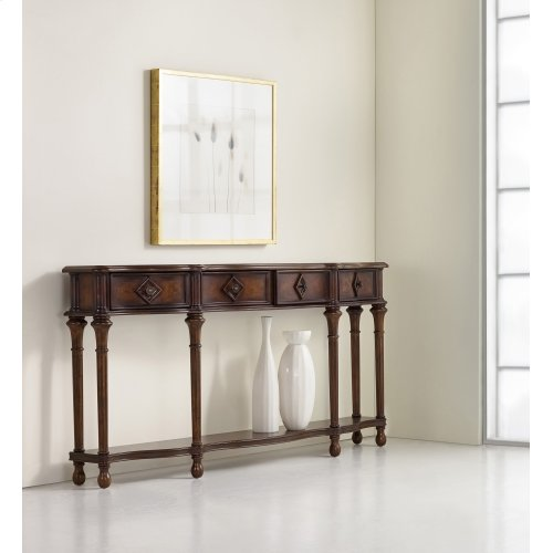 Living Room 72'' Hall Console