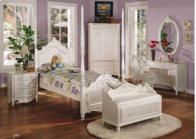 Twin Bed Canopy