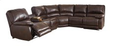 Hallettsville - Saddle 4 Piece Sectional Product Image