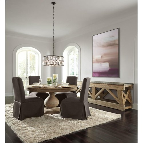 Baldwin Round Dining Table