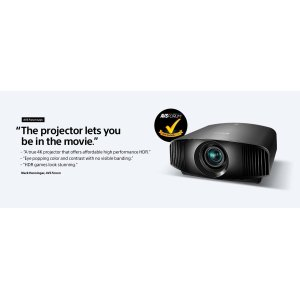 Sony4K SXRD Home Cinema Projector