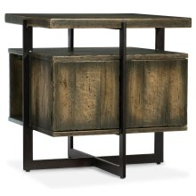 Living Room Crafted Lamp Table